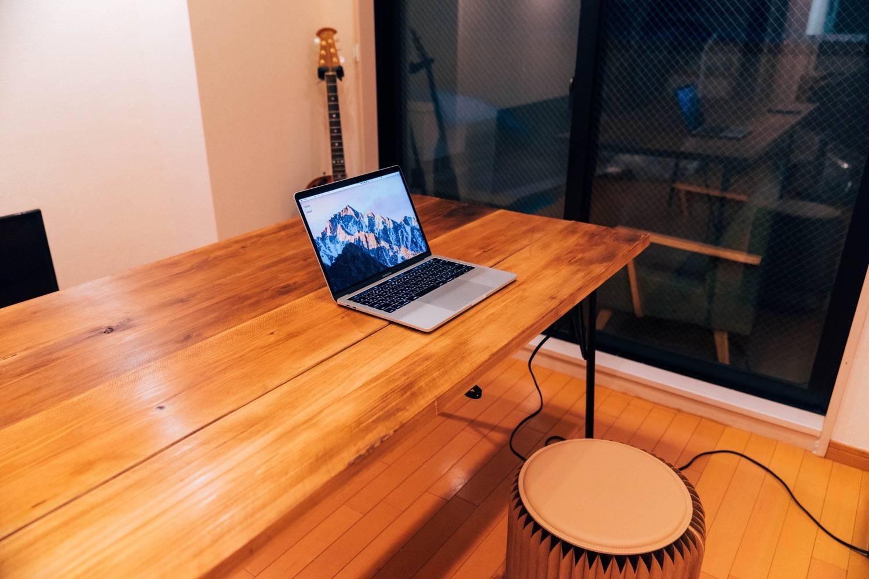 Diy big wood table 37