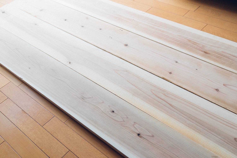 Diy big wood table 4