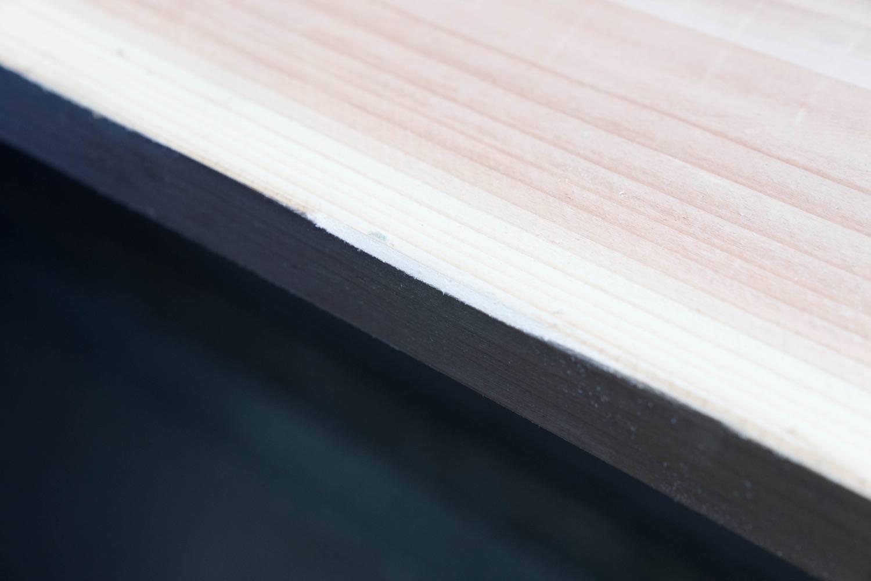 Diy big wood table 7