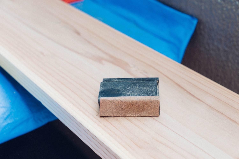 Diy big wood table 8