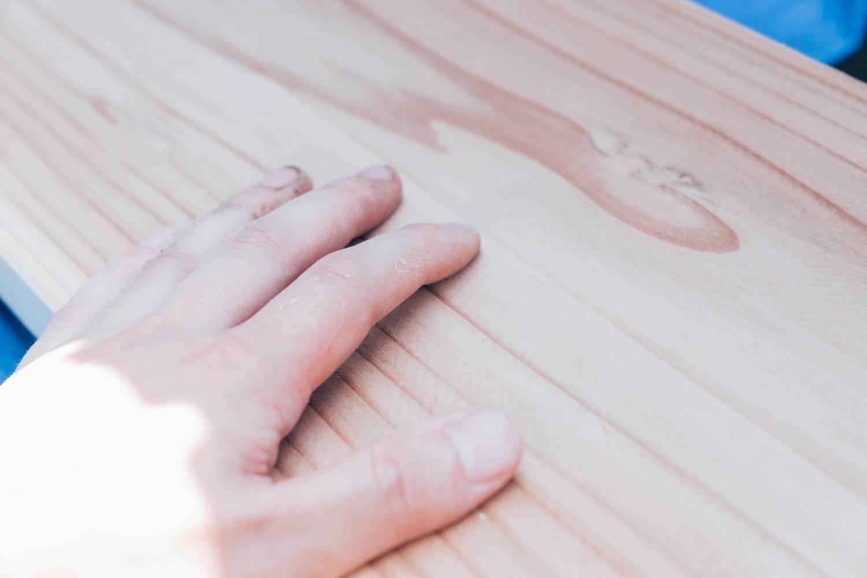 Diy big wood table 9