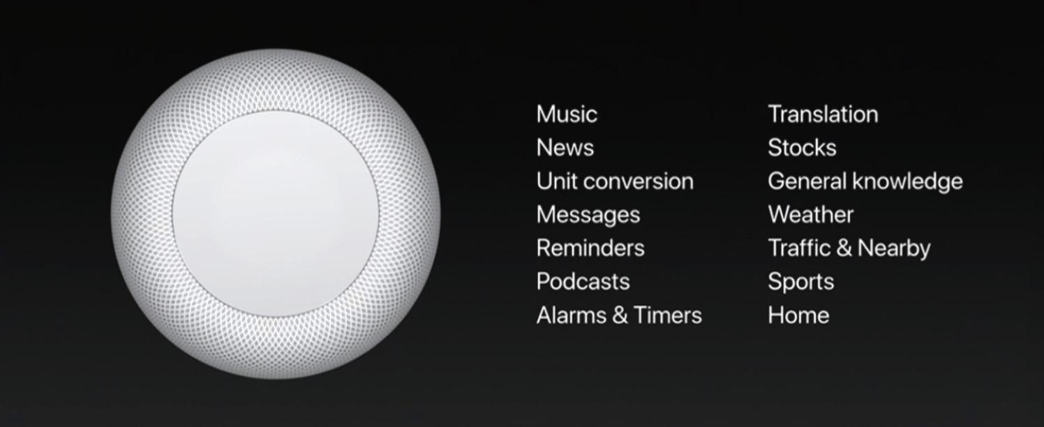 Apple homepod 16