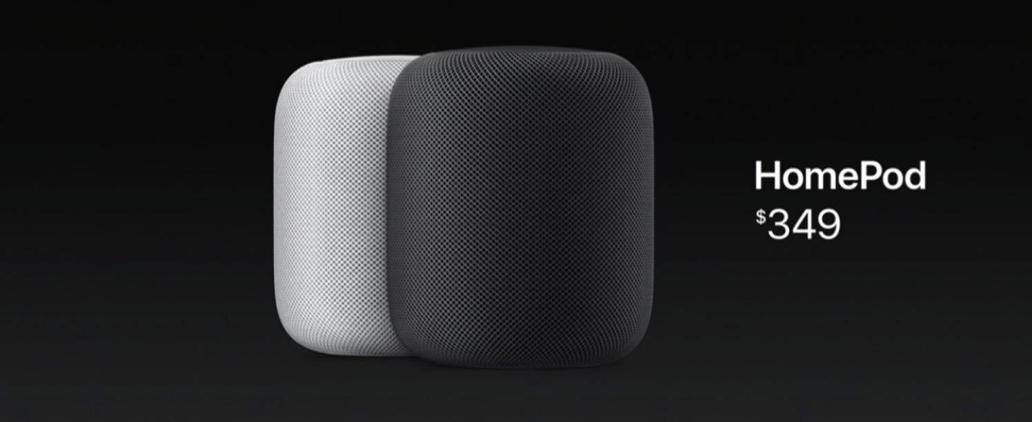 Apple homepod 18