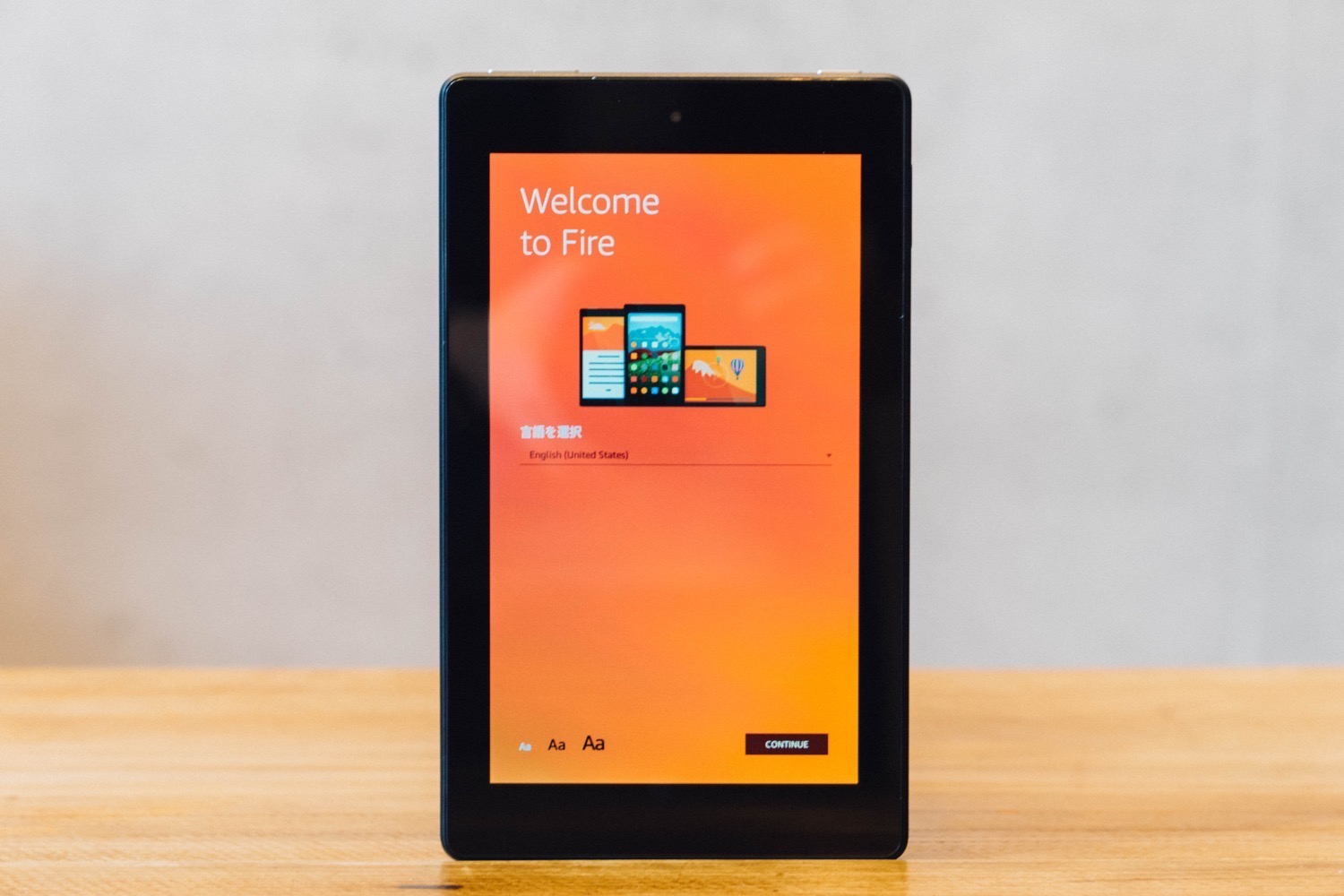 Kindle fire 7 5