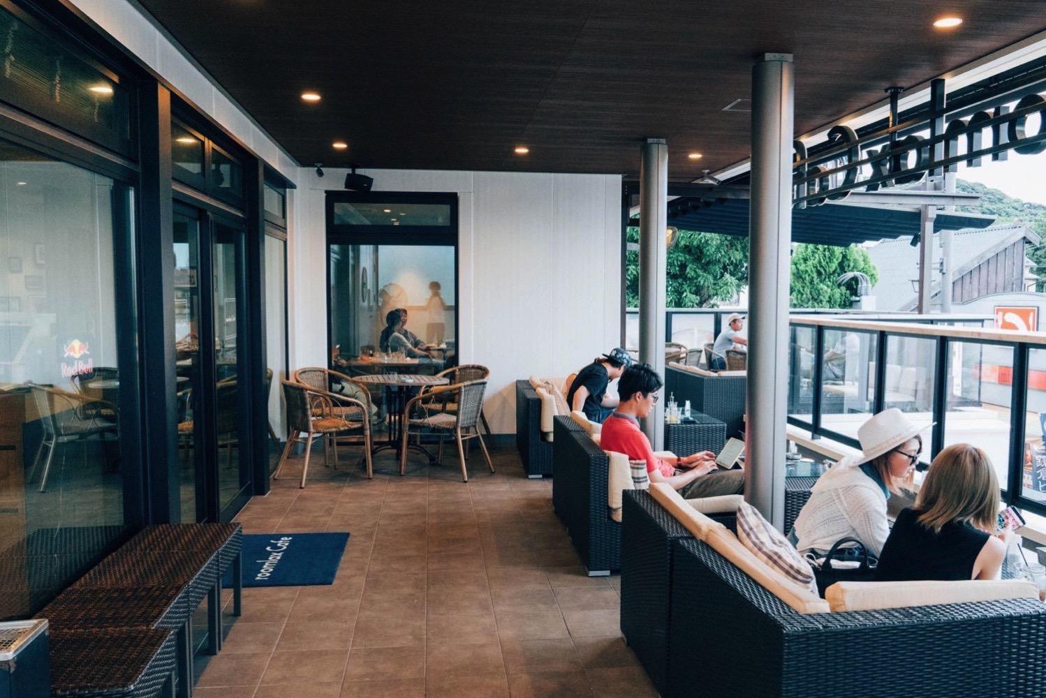 Roomlax cafe kamakura 2