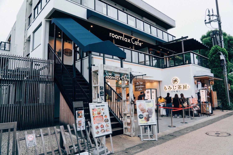Roomlax cafe kamakura 3
