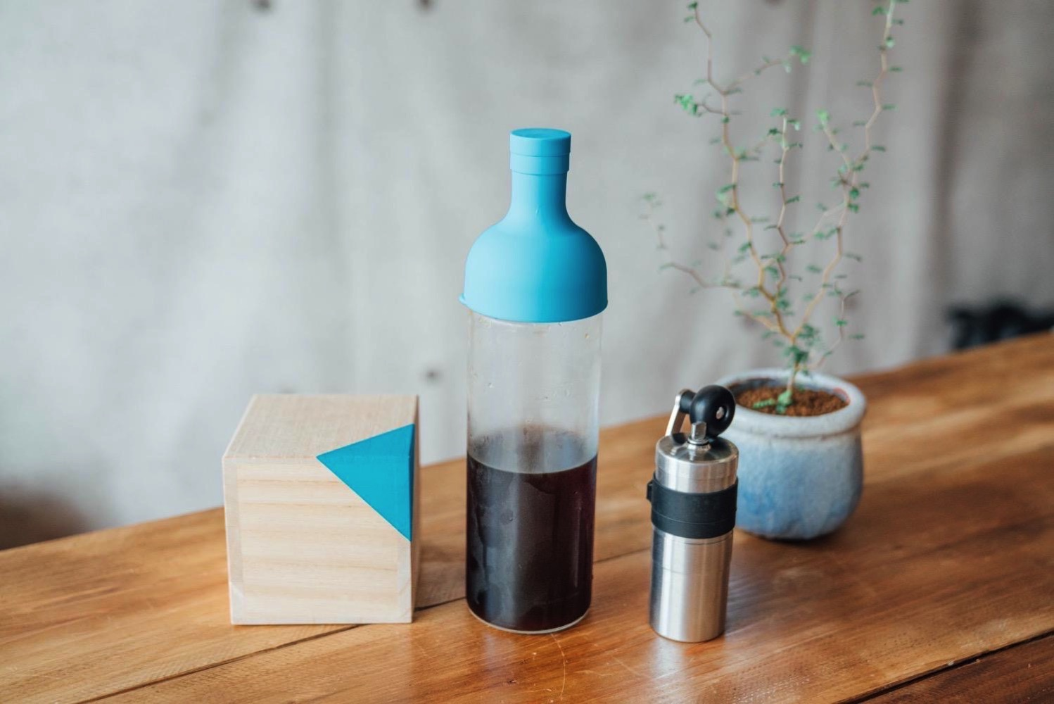 Bluebottle coldbrew 1