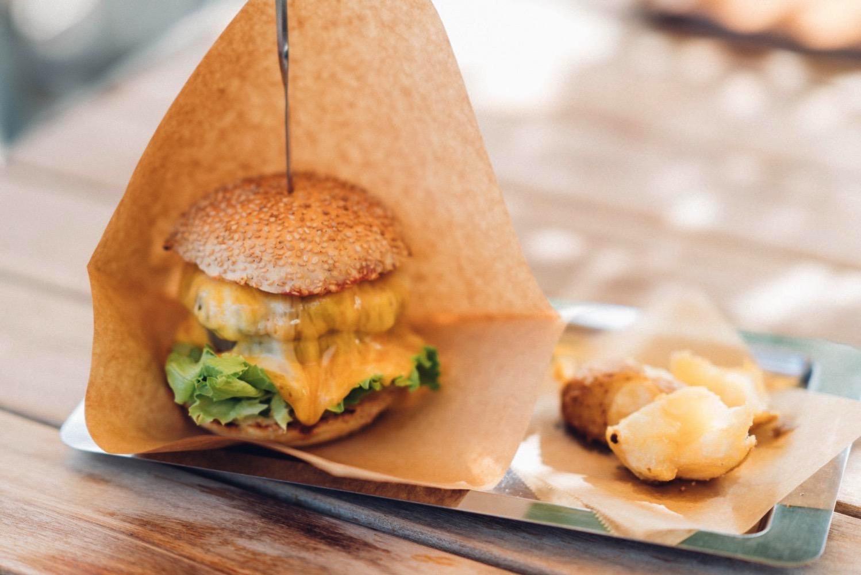 Jiyugaoka burger 6