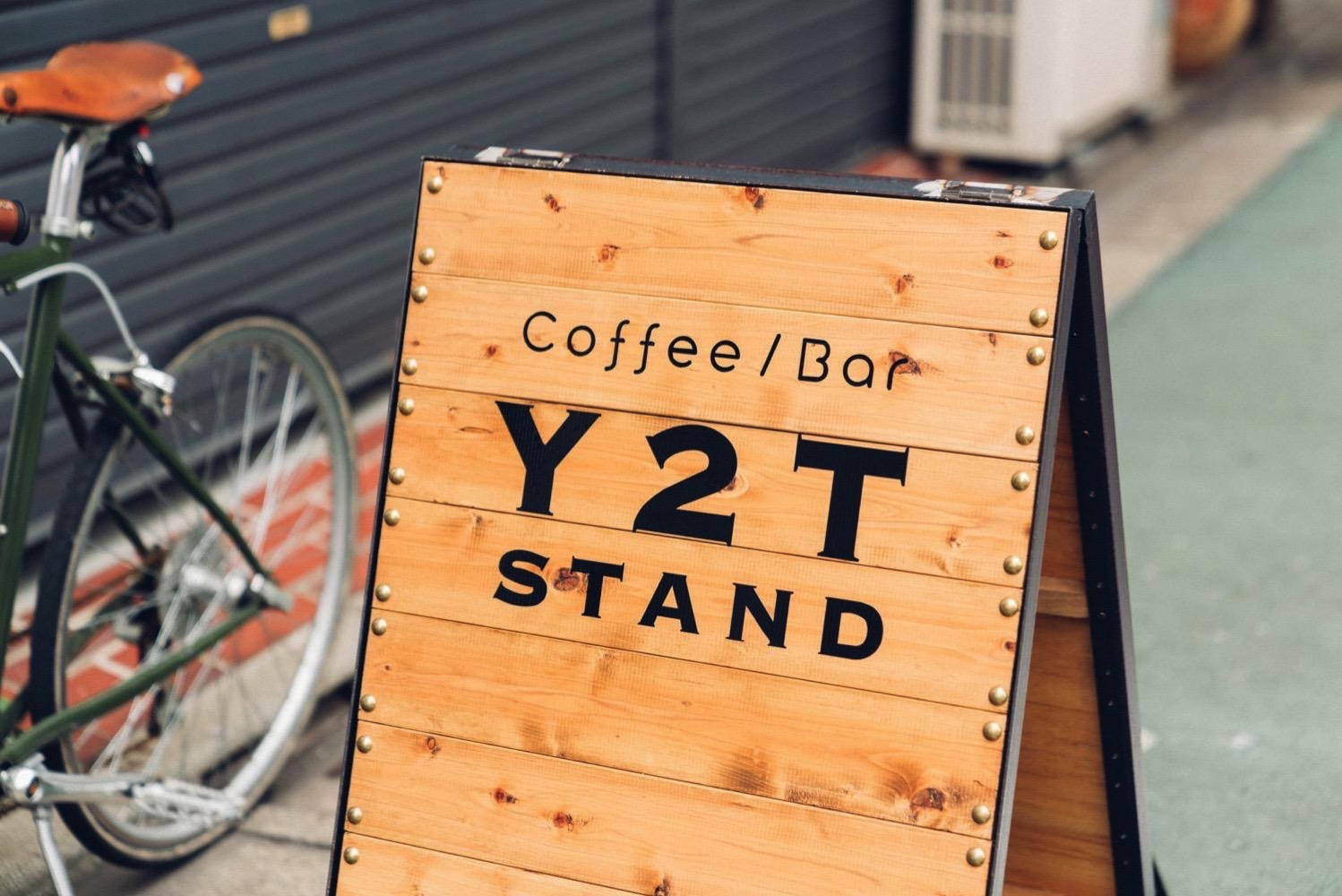 Nakameguro cafe y2tstand 9