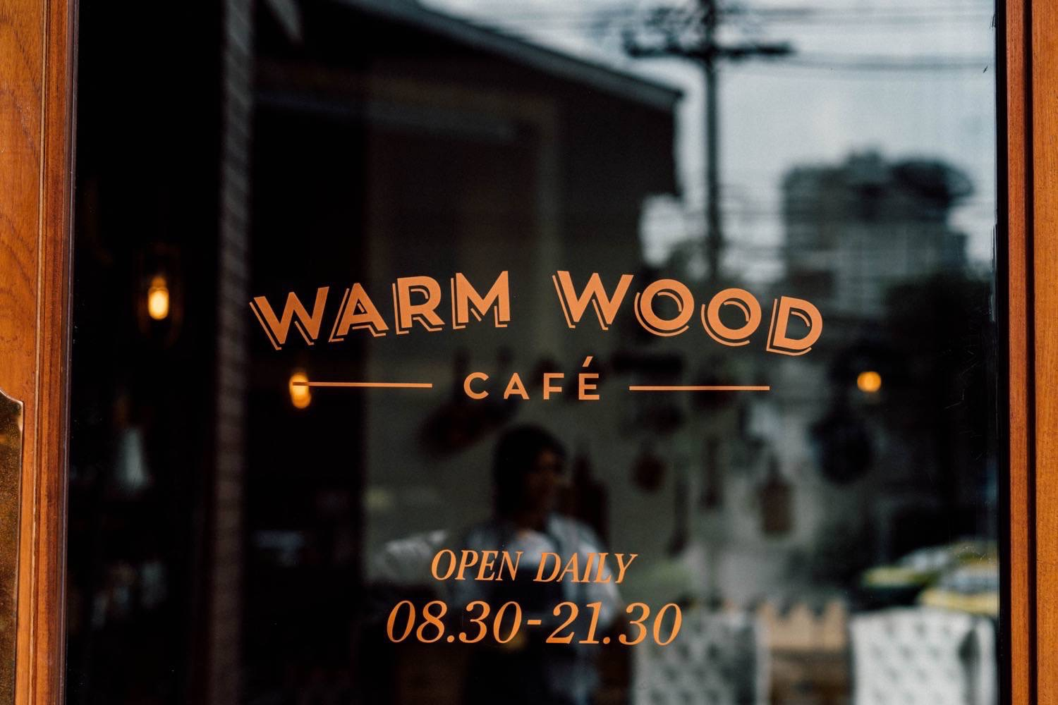 Warm wood cafe thai 10