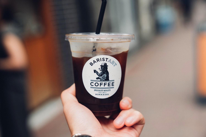 Baristart coffee sapporo 9