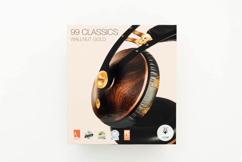 99 CLASSICS Walnut Gold 5