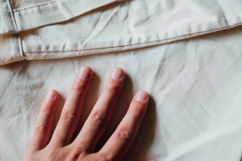 FRANK LEDER VINTAGE BEDSHEET OLD STYLE SHIRT 17