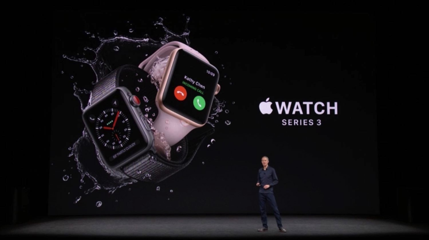 Apple watch series3 10