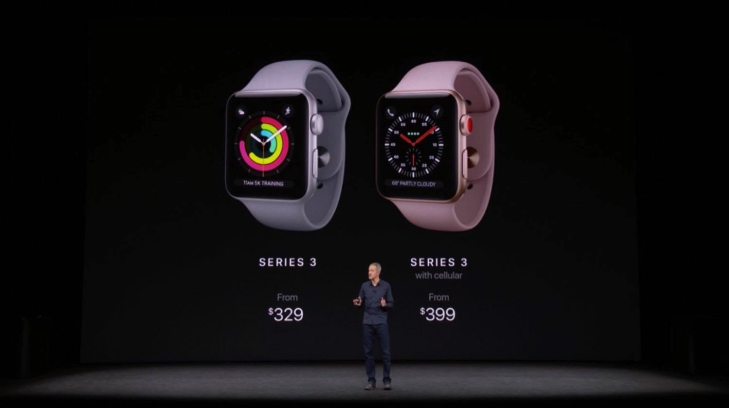 Apple watch series3 22