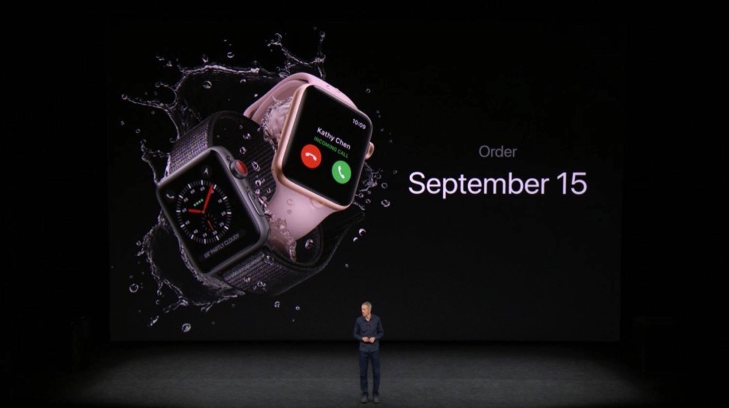 Apple watch series3 25