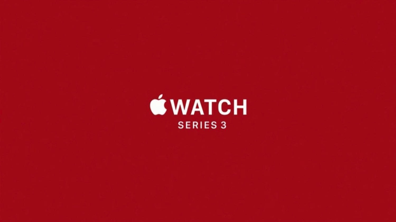 Apple watch series3 9