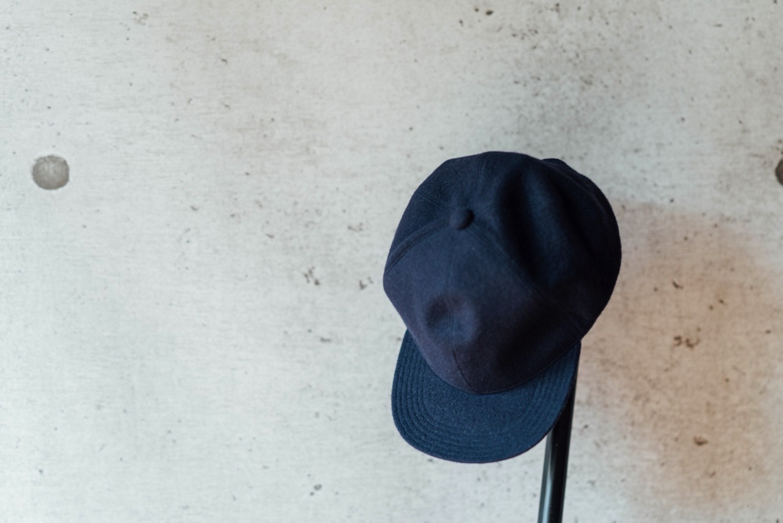 Niuhans Wool Cashmere Baseball Cap 6