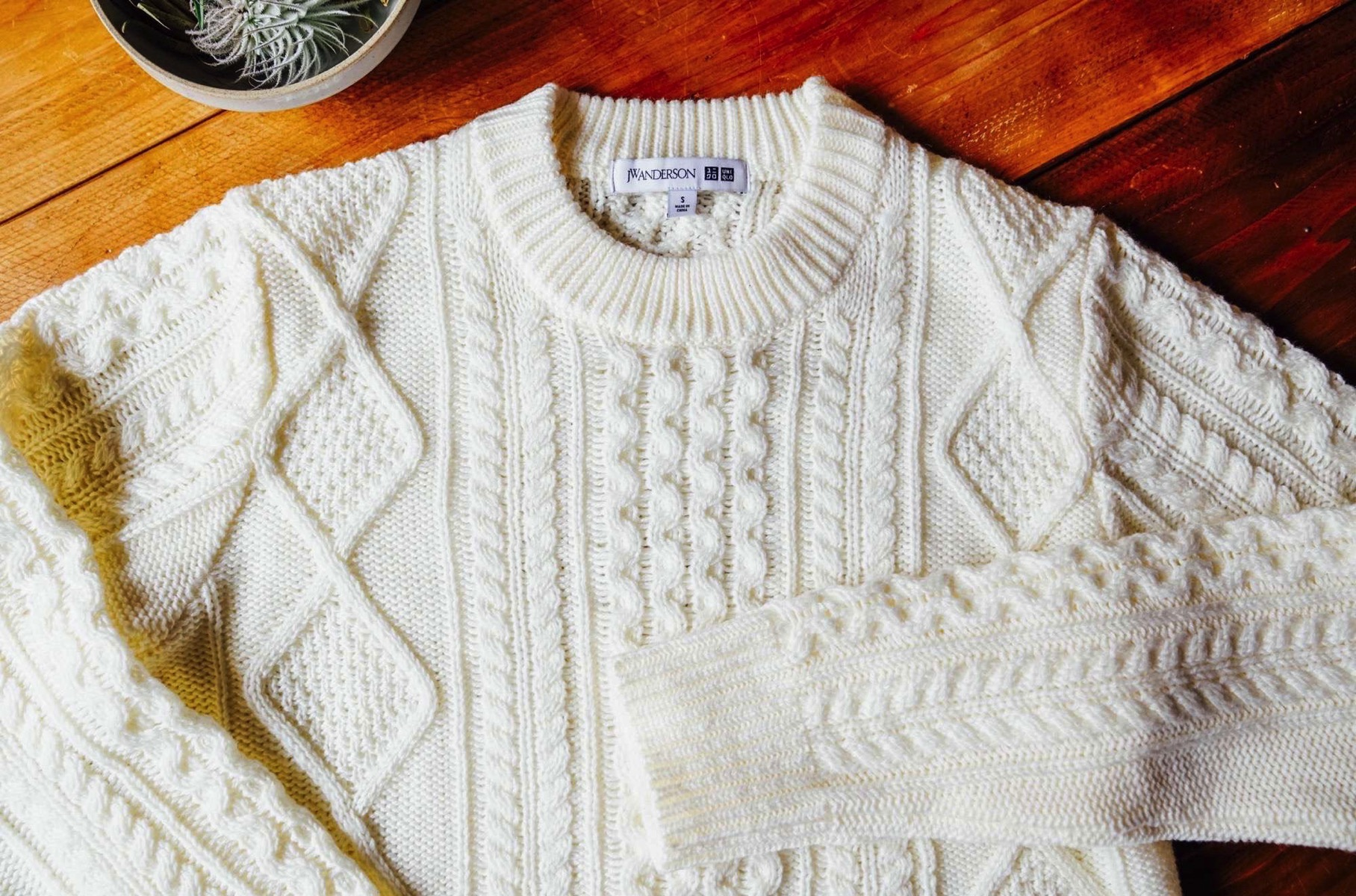 Uniqlo jw anderson wool 3