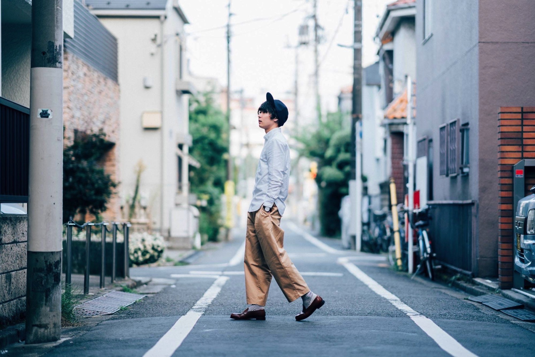 Widepants mens Coordinate 11