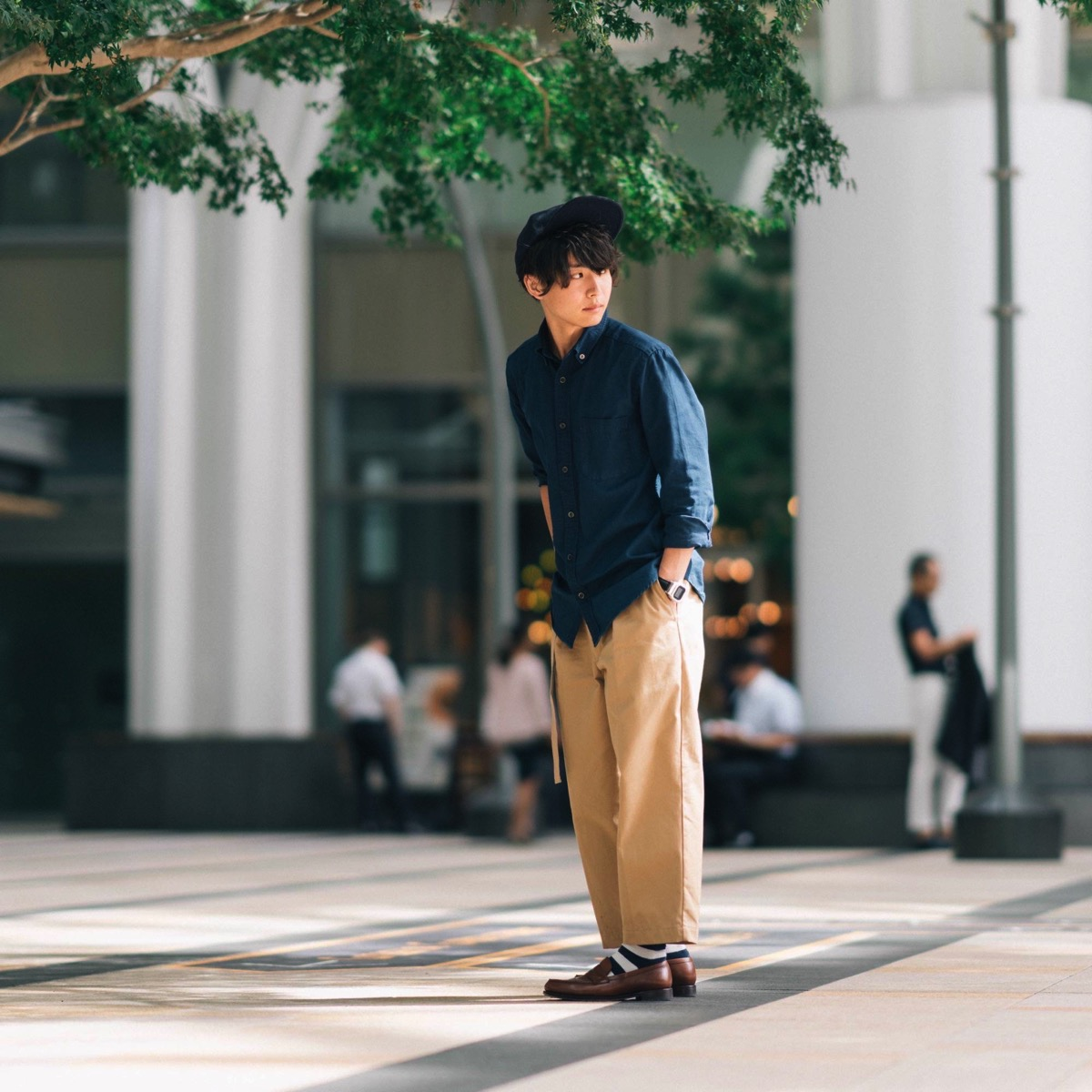 Widepants mens Coordinate 25
