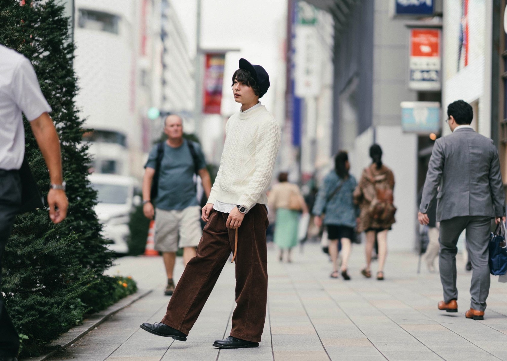 Widepants mens Coordinate 26