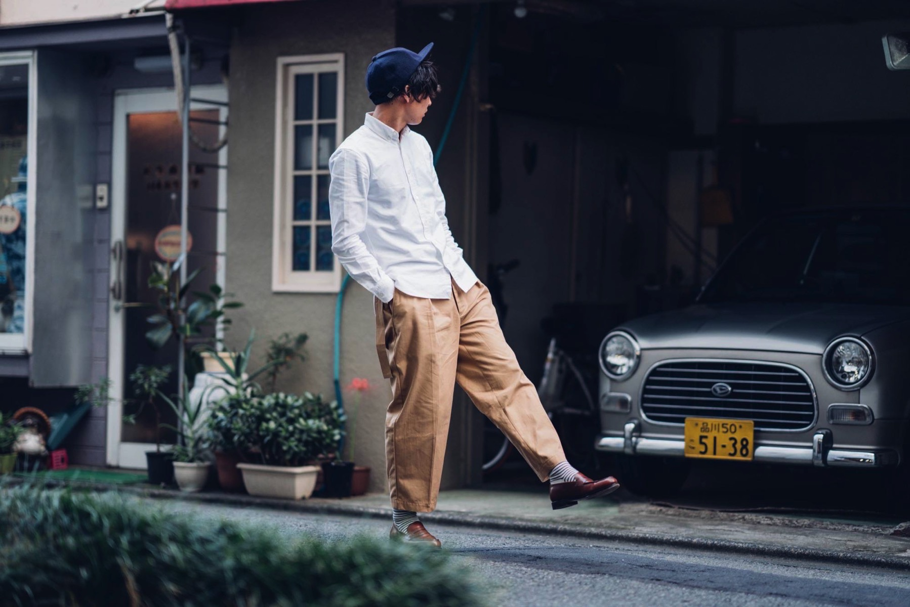 Widepants mens Coordinate 8