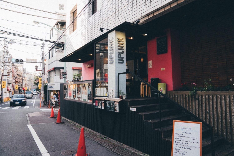 Shibuya wifi cafe tabera 2