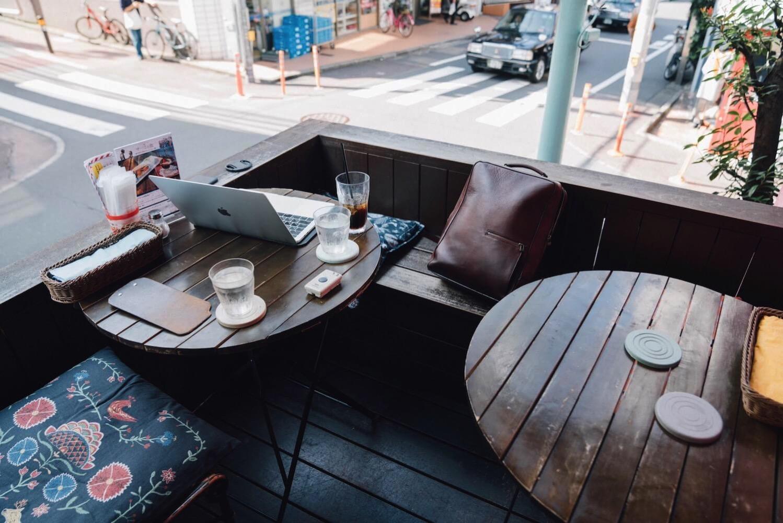 Shibuya wifi cafe tabera 3