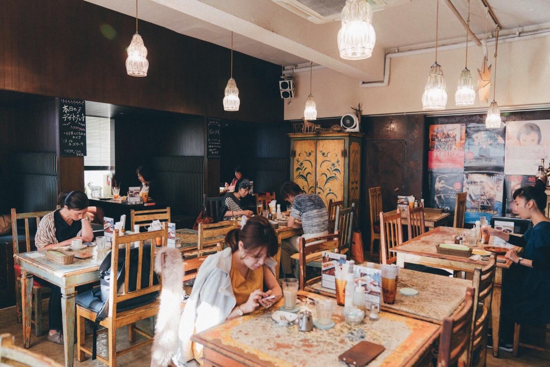 Shibuya wifi cafe tabera 4