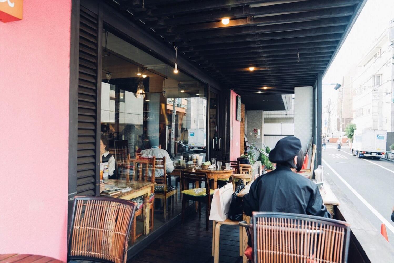 Shibuya wifi cafe tabera 5