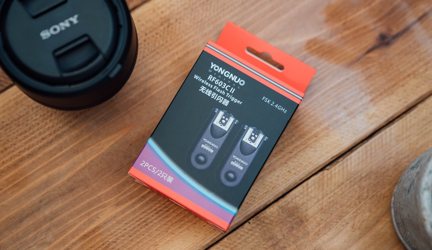 Yongnuo wireless flash triger 0001
