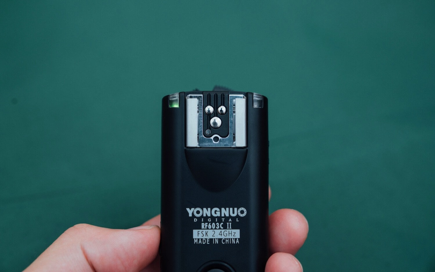 Yongnuo wireless flash triger 0007
