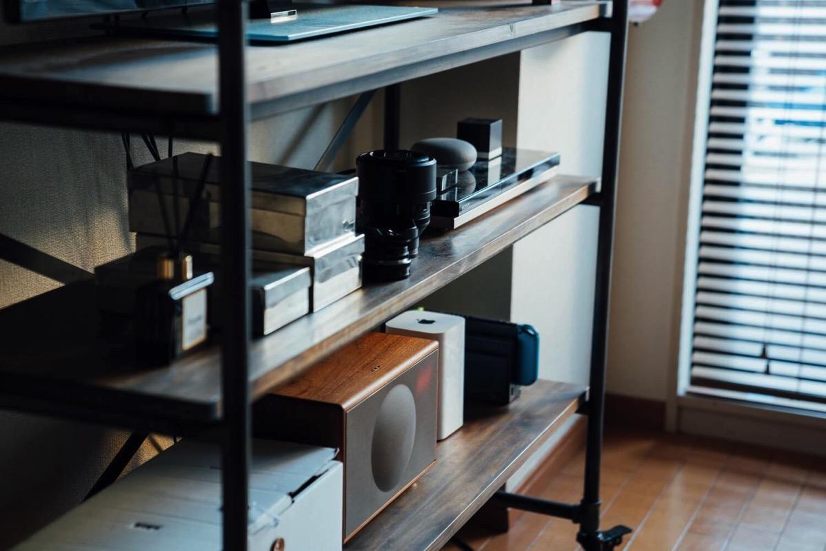 Shelf nico and 0012