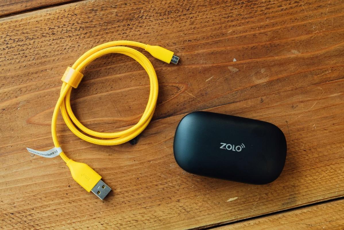 Zoro wireless earphone 0022