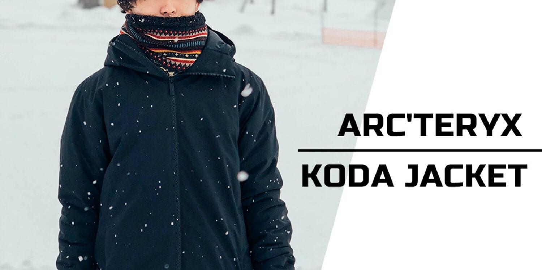 ARC TERYX koda jacket 0004
