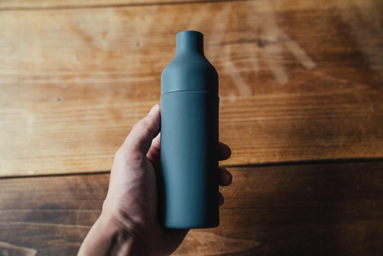 Sarasa design wash bottle 0003