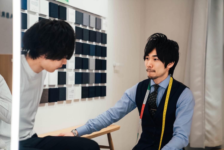 Fabric tokyo combat wool 0008