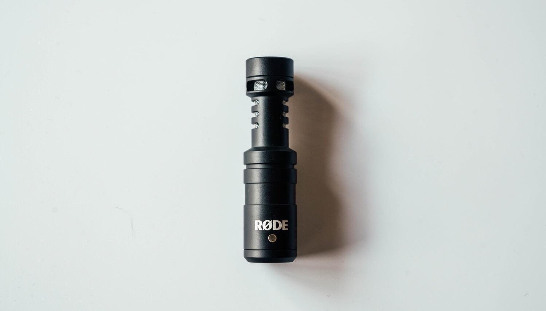 小型マイク RODE ロード VideoMicro レビュー 0005