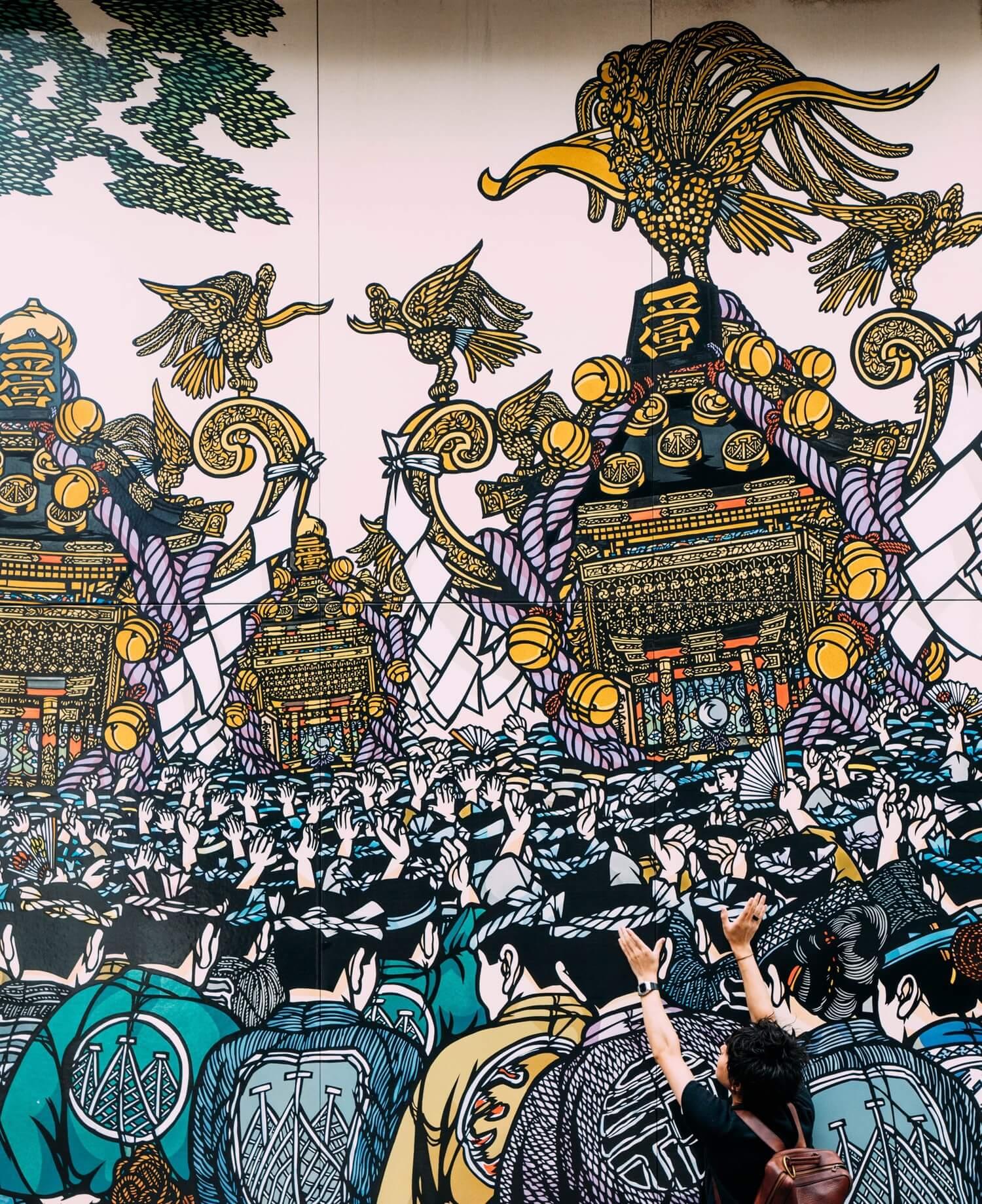Insta genic wall asakusa 0011