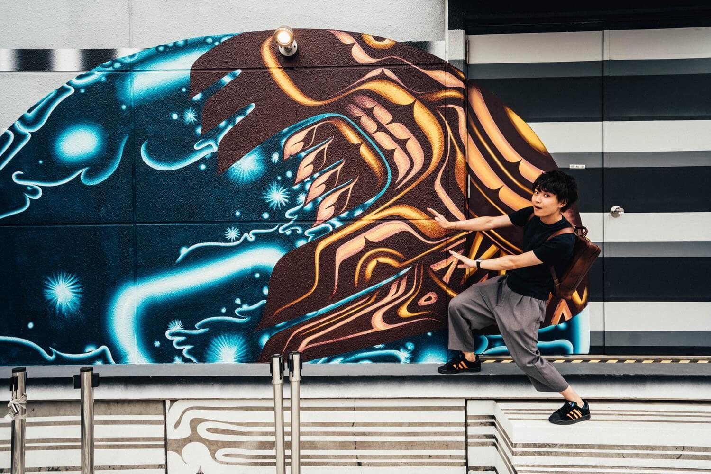 Insta genic wall shibuya 0001