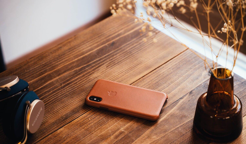 Iphonexs apple leathercase 0006