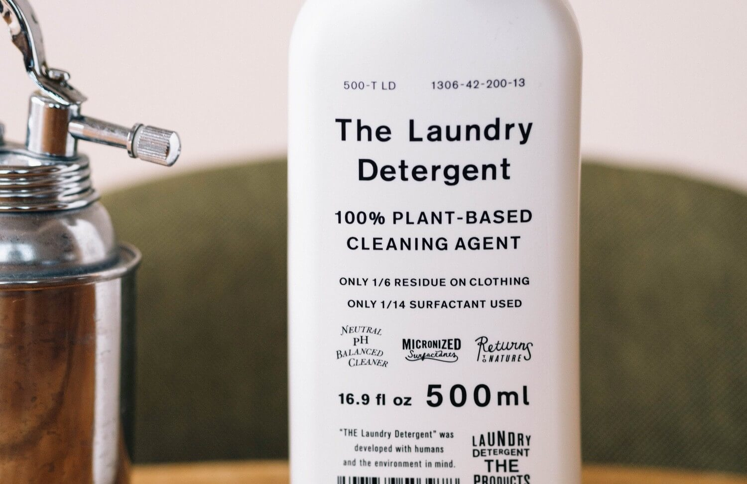 The Laundry Detergent 0003