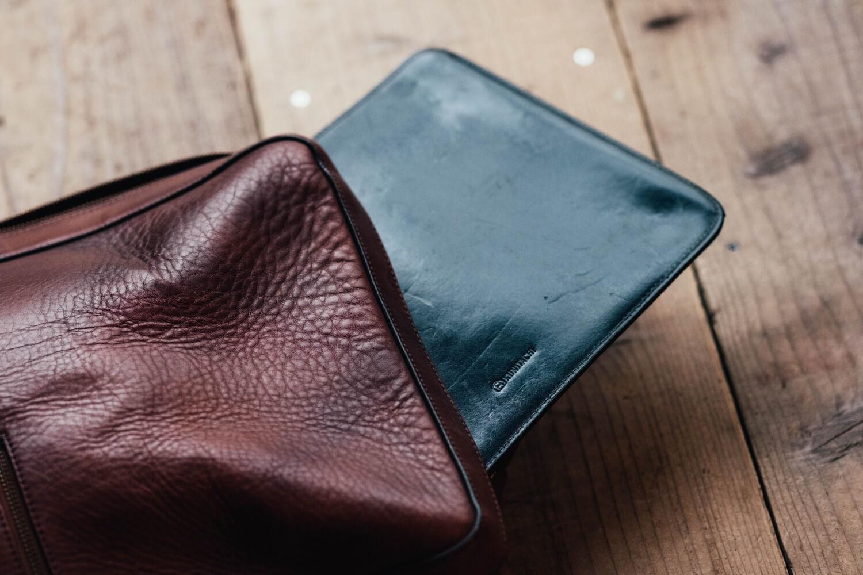 Kunitachi macbook leather case review 0008