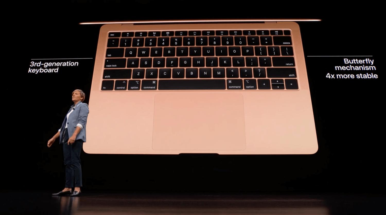 Macbook air 2018 0031
