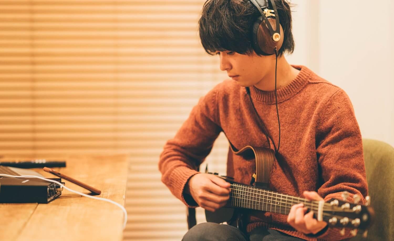 Silent guitar yamaha SLG200S 0001