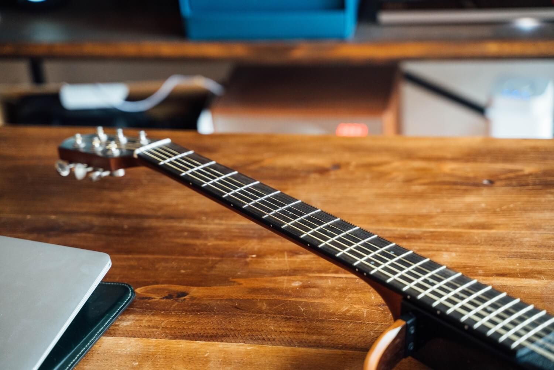 Silent guitar yamaha SLG200S 0006