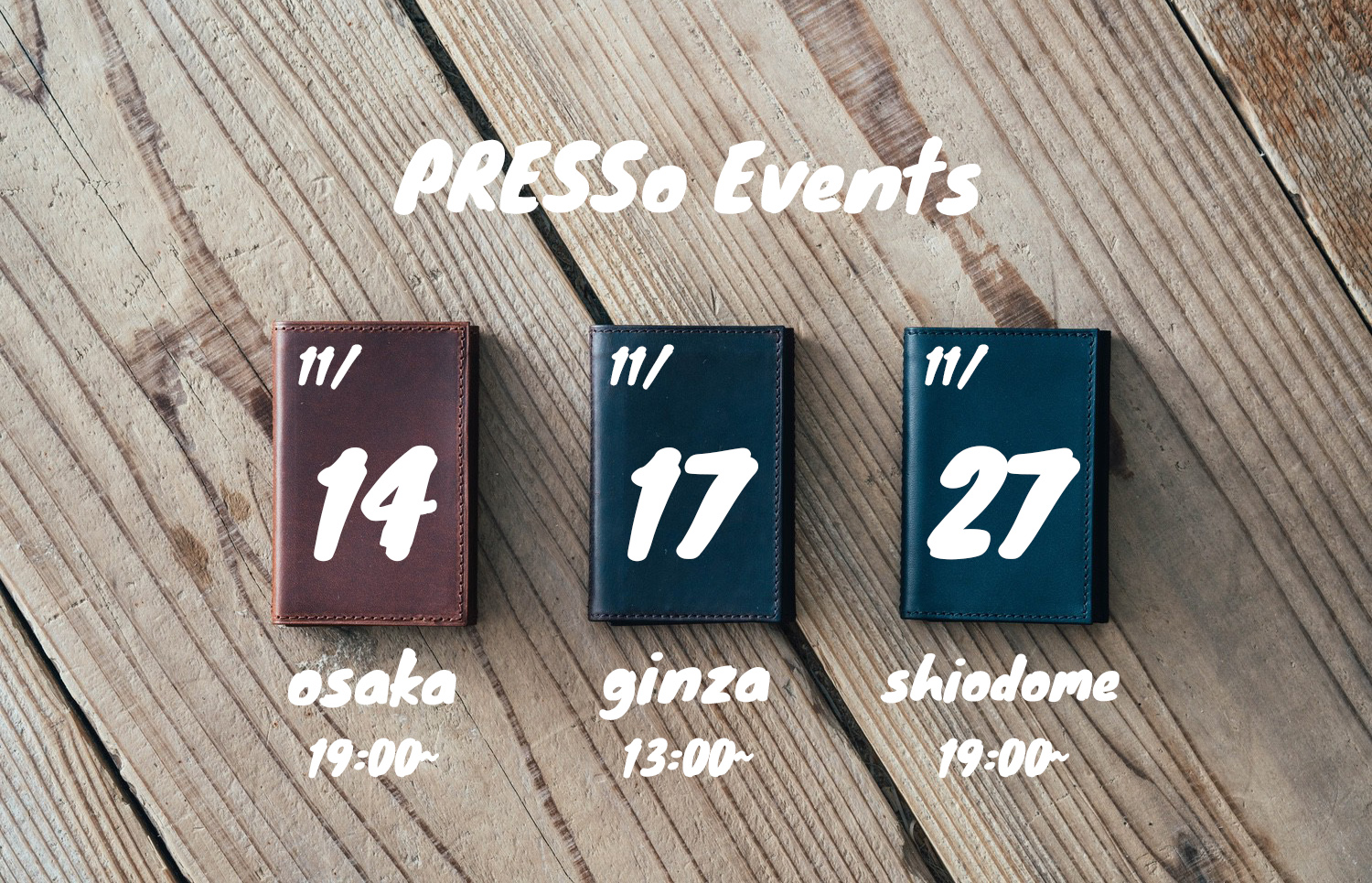 Pressoevents