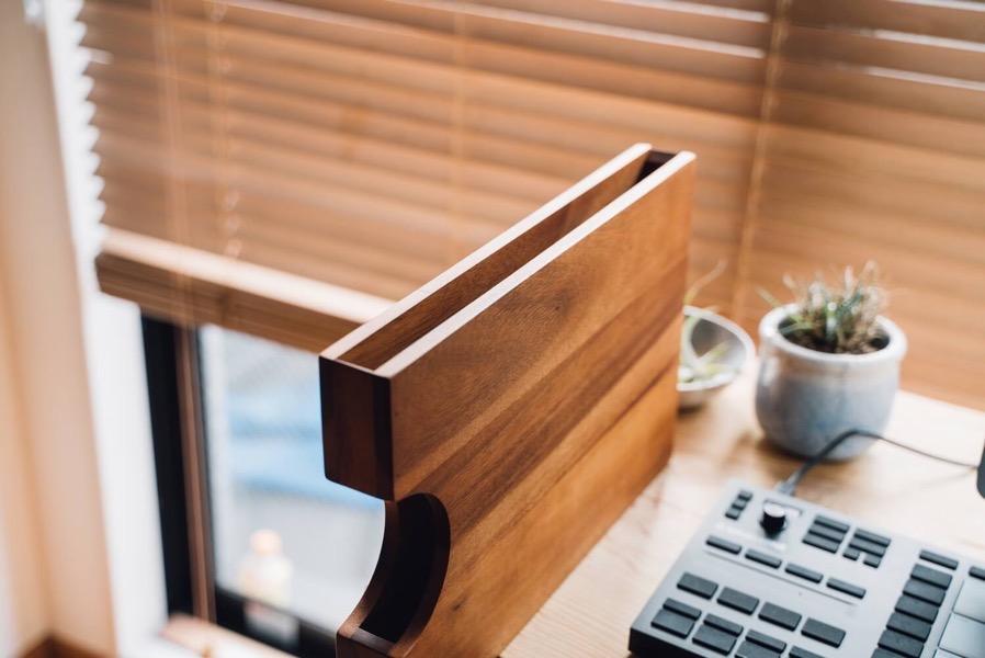 Wood gabage stocker 0009