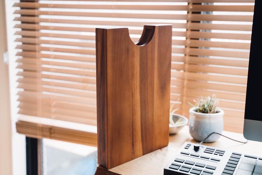 Wood gabage stocker 0011